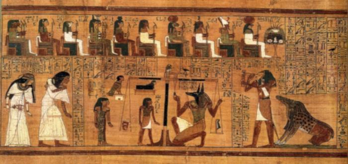 Libros del Antiguo Egipto