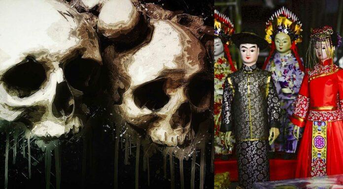 Los matrimonios fantasma con muertos o entre muertos en China