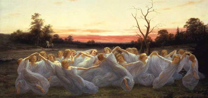 Los nueve mundos de la mitología nórdica | Para los dioses, los elfos...