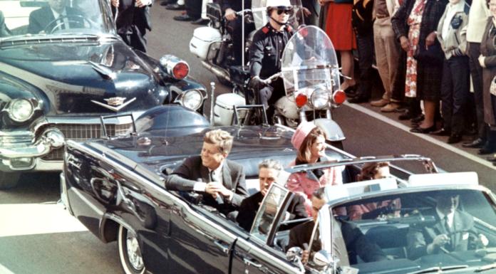 Quién mató a Kennedy