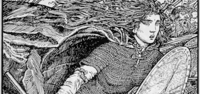 Vikingos Reales Lathgertha