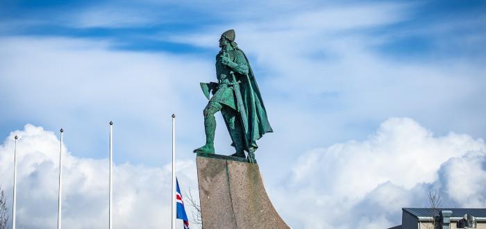 Vikingos Reales Leif