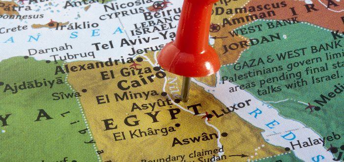 Egipto en la Edad Media, la unión entre África y Asia