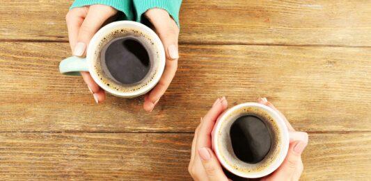 Tazas de café al día