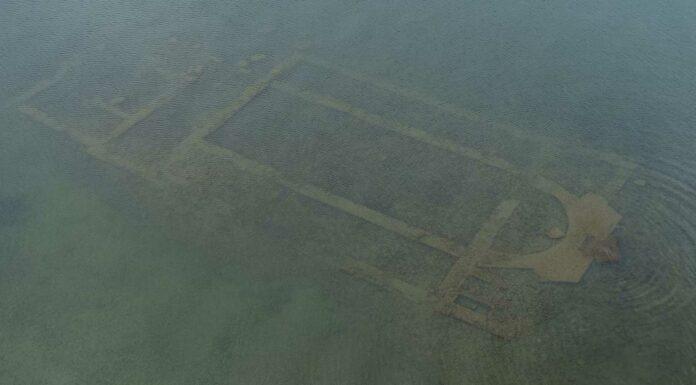La Basílica encontrada bajo las aguas de un lago turco | ¡Descúbrela!