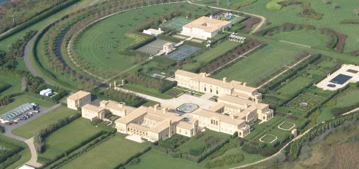Las 10 Casas más grandes del mundo y sus curiosidades | Asombrosas