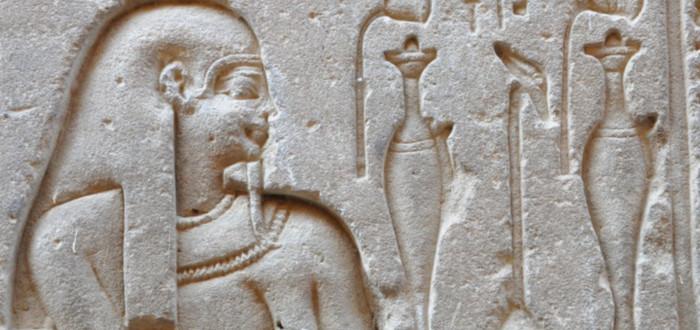 Ciencia del Antiguo Egipto jeroglifico