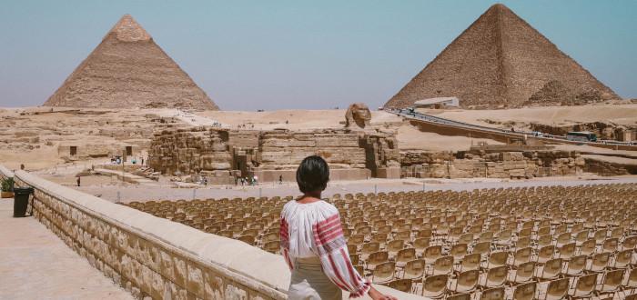 Ciencia del Antiguo Egipto pirámides