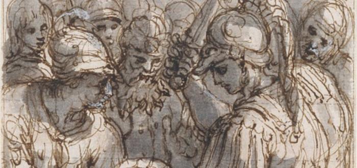 El nudo gordiano grabado
