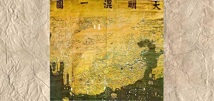 5 Mapas Antiguos del Mundo Bestiales | Descubre cómo veían el mundo