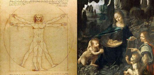 Obras de Leonardo da Vinci | Fundamentales en el Renacimiento