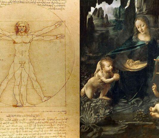 Obras de Leonardo da Vinci   Fundamentales en el Renacimiento