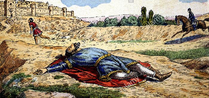 reyes medievales asesinados, Sancho II de Castilla