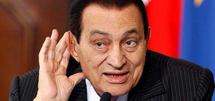Dictadores del Mundo Mubarak