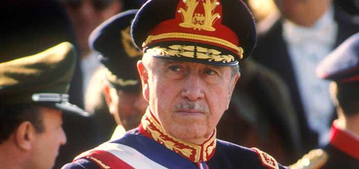 Dictadores del Mundo Pinochet