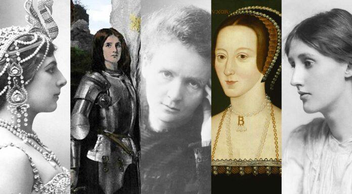 Importantes Mujeres de la Historia | Figuras que debemos conocer
