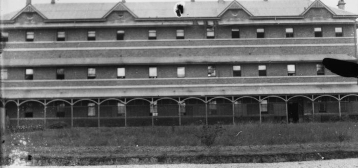 Asilos de las Magdalenas edificio
