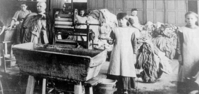 Asilos de las Magdalenas lavandería