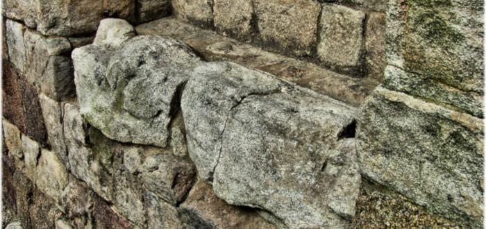 Asilos de las Magdalenas piedra