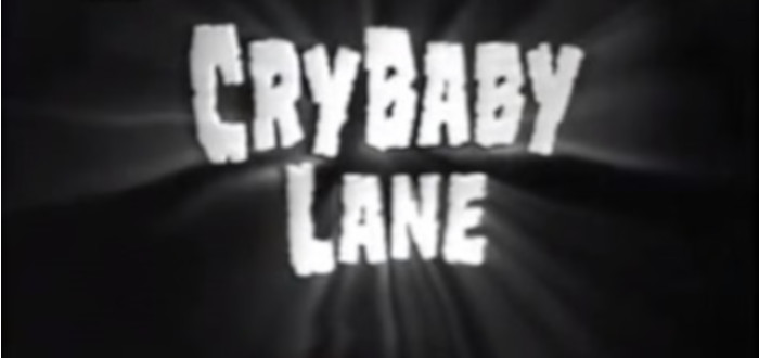 Cry Baby Lane título