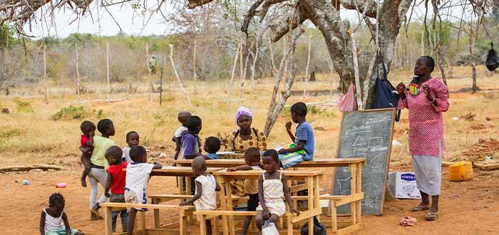 curiosidades de kenia su educacion