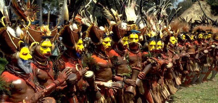 20 Curiosidades de Papúa Nueva Guinea | Datos curiosos del país