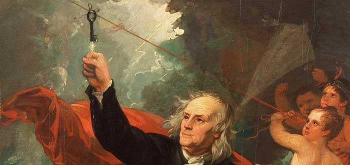 Benjamin Franklin fue el inventor del Pararrayos | ¡Descubre la historia!