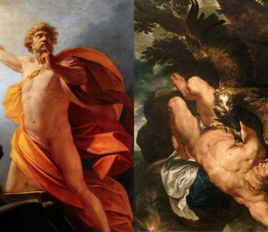El Mito de Prometeo   Descubre Quién es Prometeo y mucho más