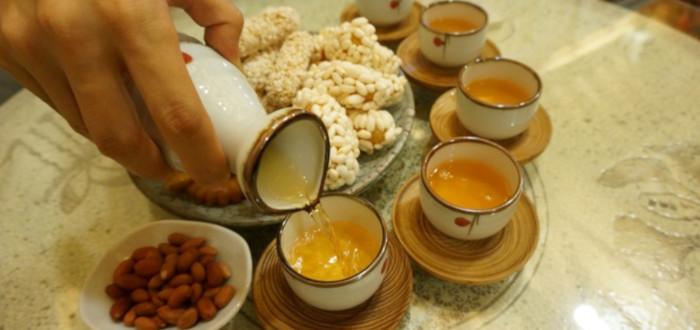 Monte Huashan té