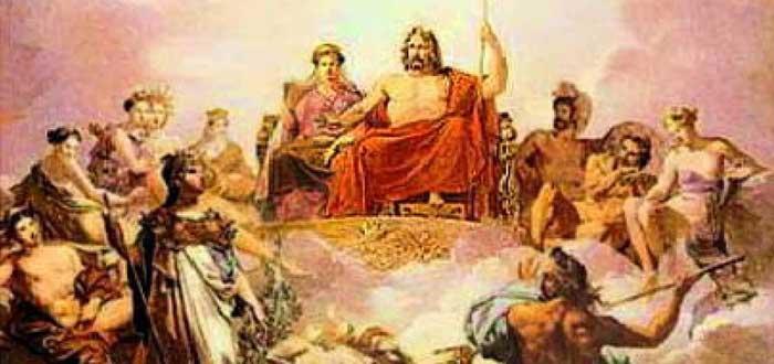 Qué es el Olimpo | Todo sobre el Hogar de los Dioses
