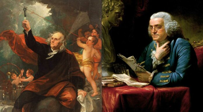 Benjamin Franklin fue el inventor del Pararrayos   ¡Descubre la historia!
