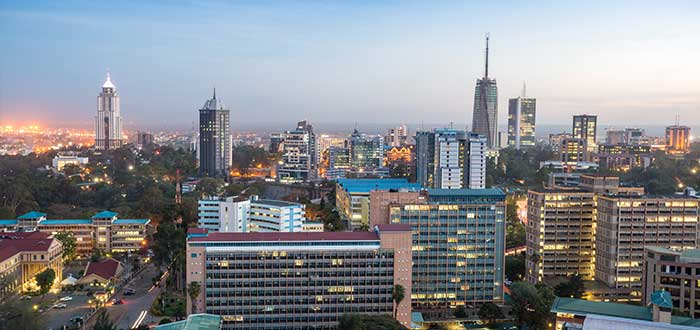 vista de nairobi