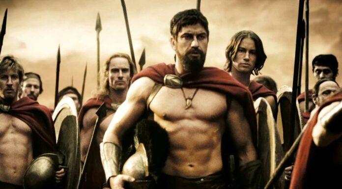 Historia de los 300 Espartanos