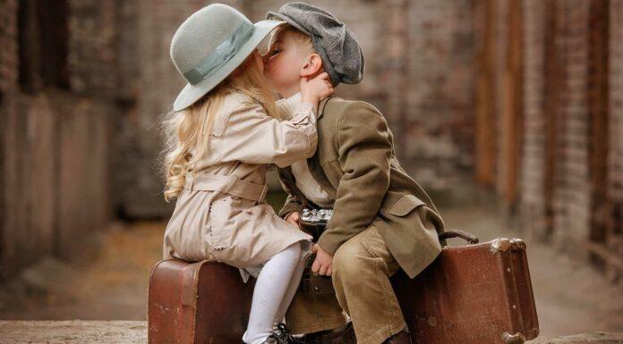 Día Internacional del Beso, Día del Beso