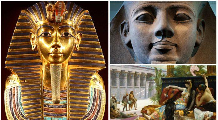 Faraones Egipcios, faraones de Egipto