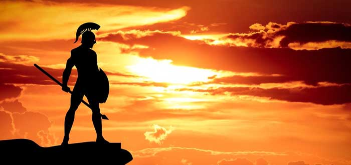Guerreros Espartanos | El Ejército más famoso de la Historia