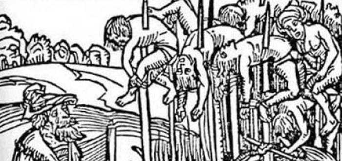 Qué es Empalar   Empalamiento: una de las peores torturas de la historia