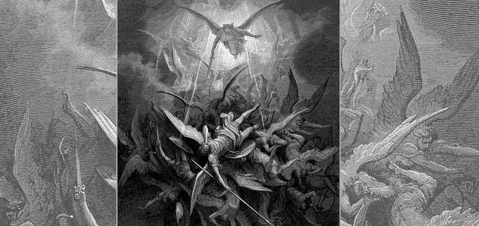 quién fue la madre de Lucifer