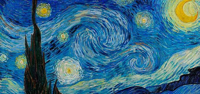 Obras de Arte Famosas | La noche estrellada