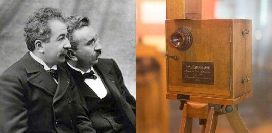 Los Hermanos Lumière | Conoce a Auguste y Louis Lumière