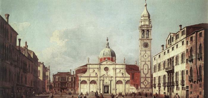 Historia de Santa Marina Venecia
