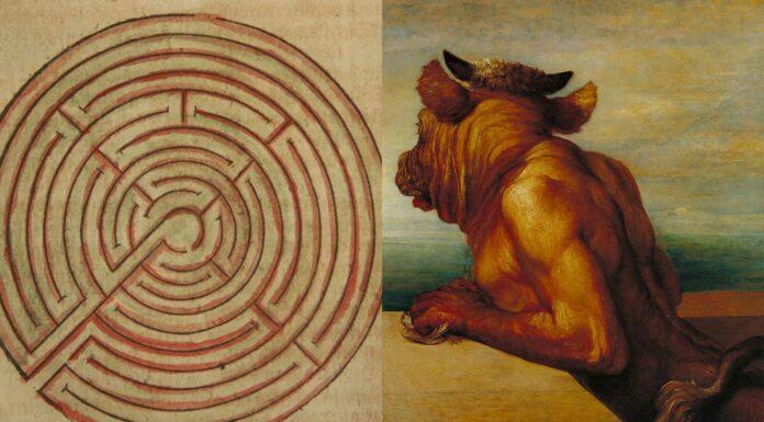 El Mito del Minotauro | Todo sobre el Laberinto del Minotauro