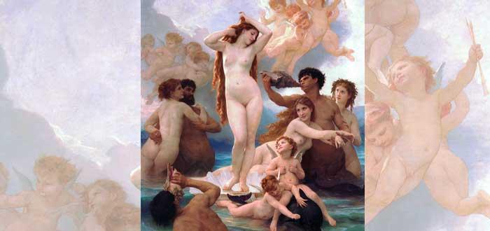 Quién es Afrodita | Mitos y Curiosidades de la Diosa Afrodita
