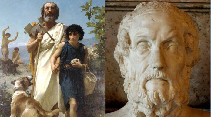 Quién fue Homero | Vida, Obras y Curiosidades