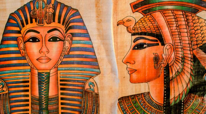 ¿Cómo murió Cleopatra | ¿Fue realmente un suicidio? 1