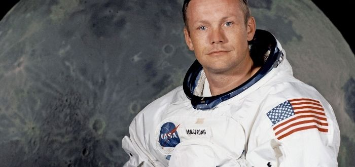 quien fue neil armstrong