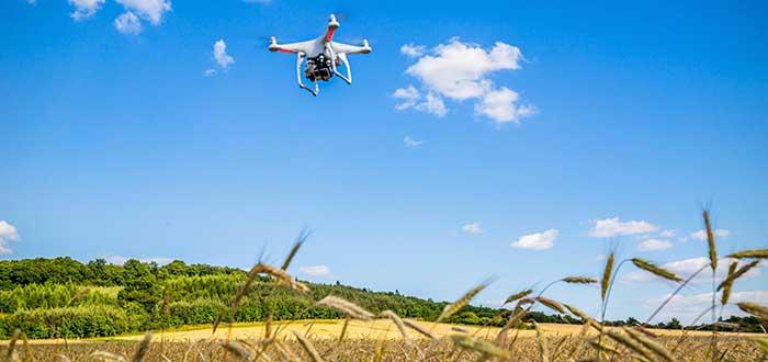 El uso de drones en la topografía: resultados precisos de manera rápida
