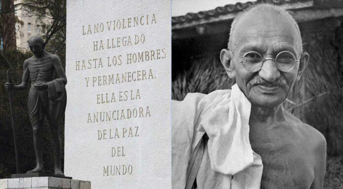 Por qué Gandhi nunca ganó el premio Nobel de la Paz