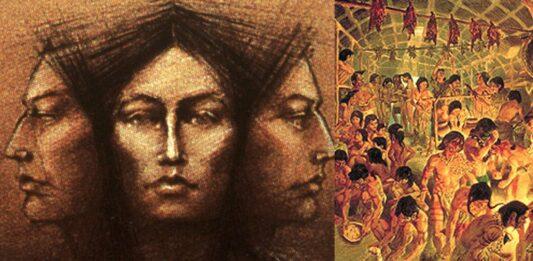 La leyenda de Jigonhsasee   La madre de las naciones iroquesas