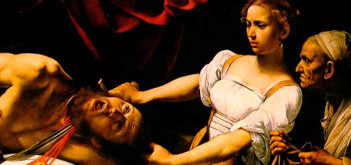 Obras de Caravaggio 2 | Judit y Holofernes
